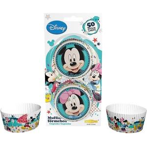 Dekoback Muffinförmchen Mickey Minnie Mouse 50 Stück