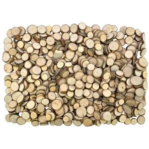 Eduplay Naturholzscheiben klein 1-3 cm 1 kg