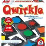 Schmidt Spiele SPIEL DES JAHRES 2011 Qwirkle