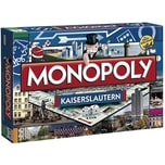 Winning Moves Monopoly Stadtausgabe Kaiserslautern Spiel