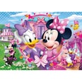 Clementoni Puzzle 104 Teile - Minnie Daisy