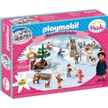 Playmobil® 70260 Adventskalender Edition 50 Heidis Winterwelt