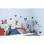 RoomMates Wandsticker Disney Mickey Mouse & Friends 30-tlg.