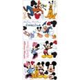 RoomMates Wandsticker Disney Mickey Mouse & Friends 30-tlg.