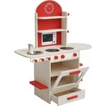 Roba Spielküche natur/rot