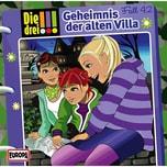 Sony CD Die Drei !!! 42 Geheimnis der alten Villa