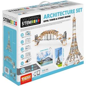 Engino Architekturset  Eifel Tower Sydney Bridge