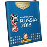 Top Media FIFA Fussball-Weltmeisterschaft Russland 2018 Panini Sammelalbum