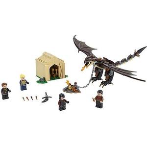 LEGO 75946 Harry Potter: Das Trimagische Turnier: der ungarische Hornschwanz