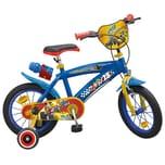 Toimsa Bikes Kinderfahrrad Mickey Mouse und die flinken Flitzer 16 Zoll