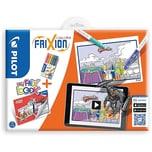 PILOT Frixion Color My Frix Book Malbuch 6 Stifte