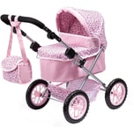 MyToys-Collection Puppenwagen Trendy rosa