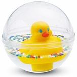 Mattel Fisher-Price Entchenball Baby-Spielzeug Badewannen-Spielzeug Baby Ball