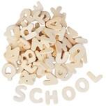 Playbox Holz-Buchstaben zum Gestalten 300 Stück