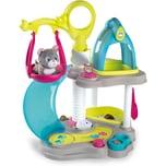 Smoby Katzenhaus - Spielset mit Katzenbaby