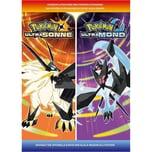 Lösungsbuch Pokemon Ultrasonne und Ultramond offizielles Lösungsbuch