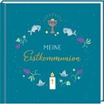 Coppenrath Kleines Eintragalbum - Meine Erstkommunion petrol