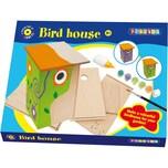 Playbox Kreativset Vogelhaus Nistkasten