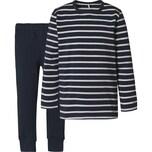 Name It Schlafanzug Nmmnightset für Jungen Organic Cotton