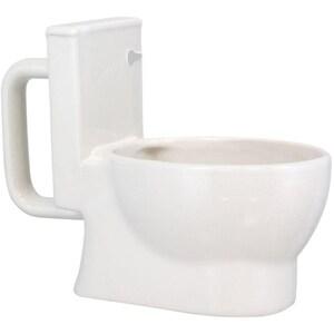 Toiletten Tasse