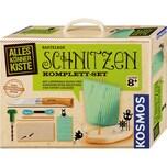 Kosmos Bastelbox Schnitzen Komplett-Set