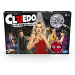 Hasbro Cluedo Mogeln und Mauscheln