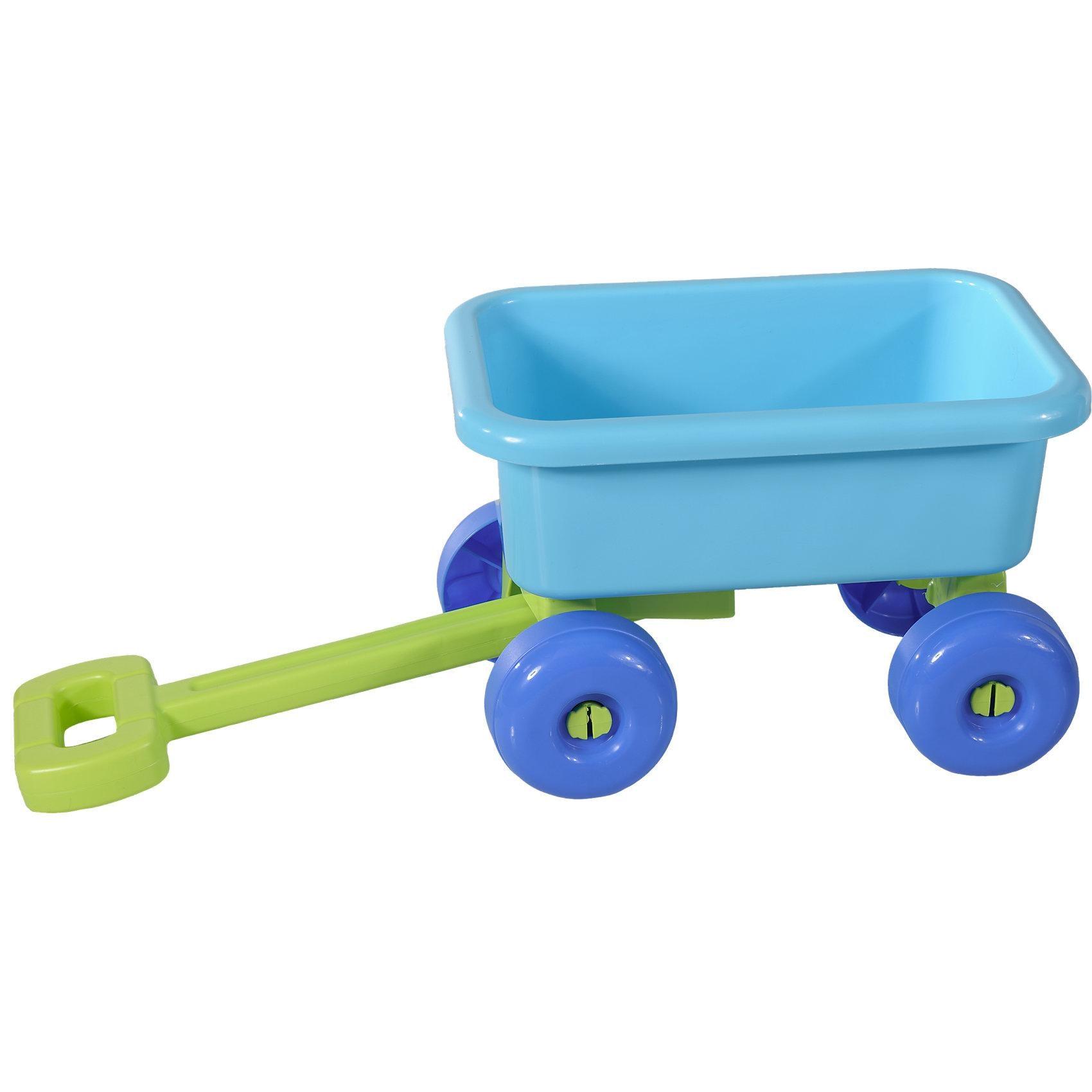 Écoiffier Handwagen mit Eimergarnitur und LKW