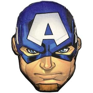 JOY TOY Captain America Kissen mit LED Lichtern