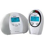 Alecto Dect Babyphone Mit Sparbetrieb Und Display Weißgrau
