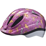 KED Helmsysteme Fahrradhelm Meggy Trend Tiere lila