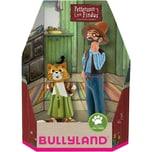 Bullyland Pettersson und Findus Geschenk Set