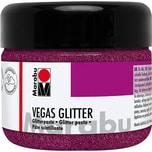 Marabu Vegas Glitter Rosa Glitter 225 ml