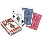 Huch! Prestige Rider Back 100% Plastic Jumbo Index Spielkarten