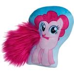JOY TOY Pinkie Pie Kissen mit Plüsch-Schweif 30 cm