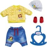 Zapf Creation BABY born Little Cool Kids Outfit 36 cm