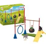 Schleich 42536 Farm World: Spielspaß für Hunde