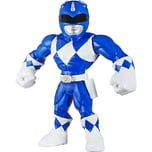 Hasbro Playskool Heroes Mega Mighties Power Rangers - Blauer Ranger Figur 25 cm