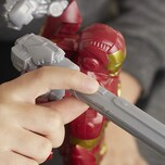 Hasbro Marvel Avengers Titan Hero Serie Blast Gear Iron Man