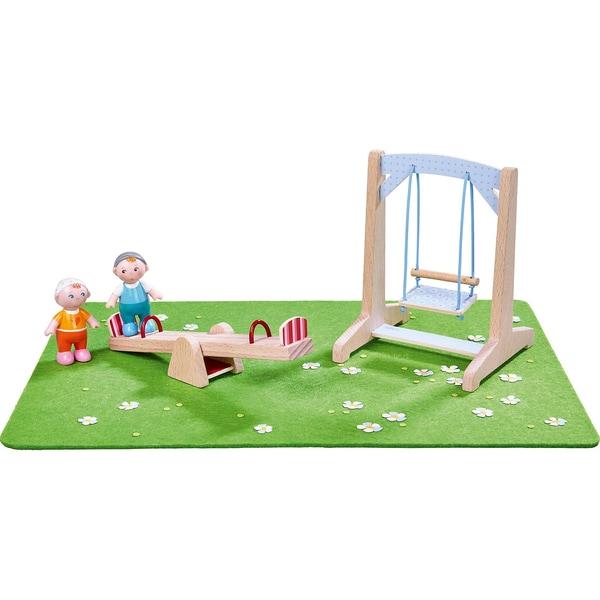Haba Haba 303939 Little Friends Spielset Spielplatz
