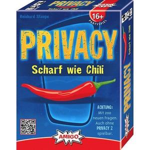 Amigo Privacy Scharf wie Chili Spiel