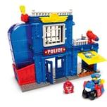 ASS Superzings Spielset Polizeistation