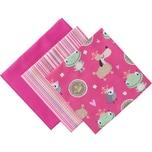 Hotex BeaLena Stoff-Mix pink 3 x 50 x 70 cm Baumwolle