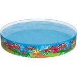 Bestway Fill 'N Fun Fix-Planschbecken Clownfish 244x46 cm