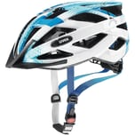 uvex Fahrradhelm air wing blue-white ISP