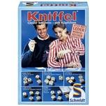 Schmidt Spiele Kniffel mit Lederwürfelbecher
