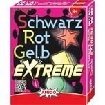 Amigo Schwarz Rot Gelb Extreme