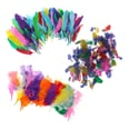 Playbox Bastelfeder-Mix 280 Teile