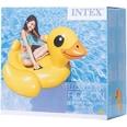 Intex Schwimmtier Ente Yello Duck Ride-On 147 x 147 x 81 cm