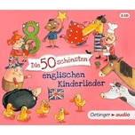 CD Die 50 schönsten englischen Kinderlieder 3 CDs