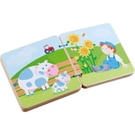 Haba Holz-Babybuch Traktor